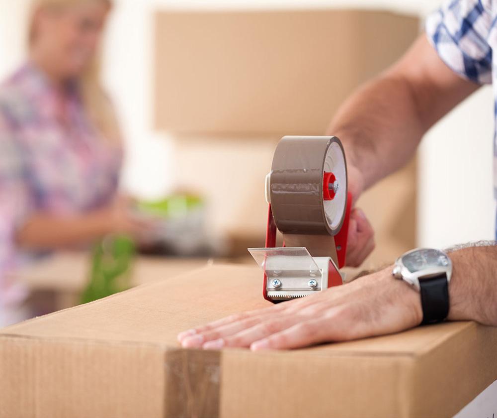 Moving Service Web Design