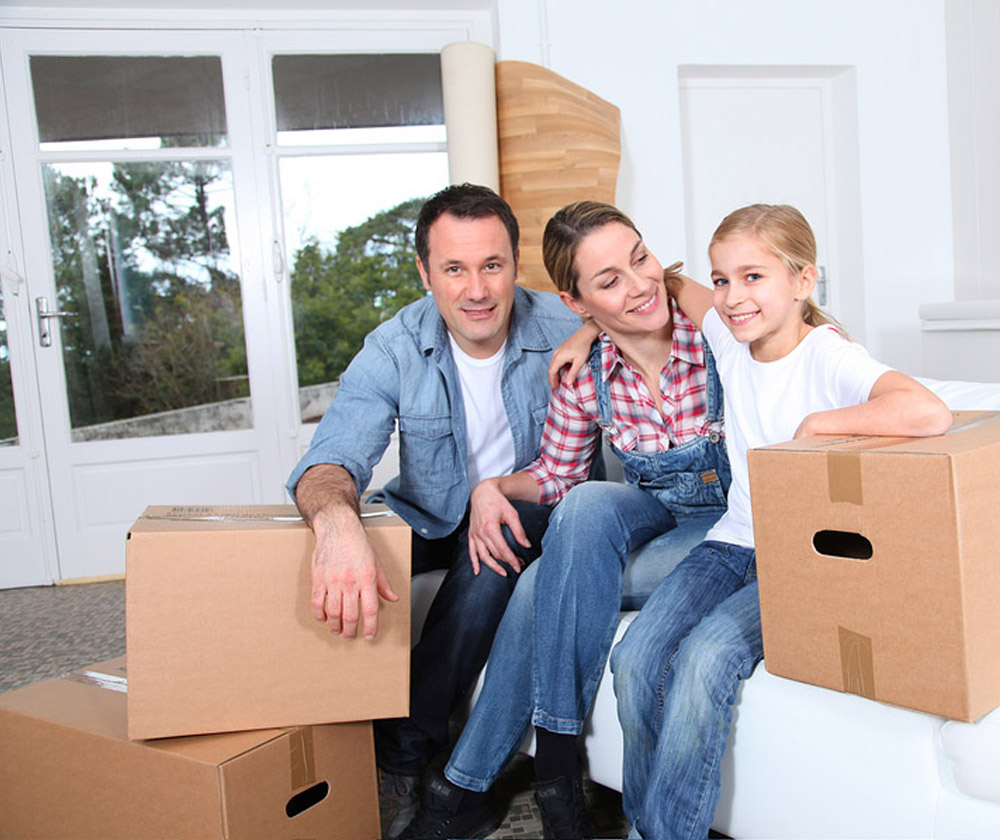 Affordable Moving Company Website
